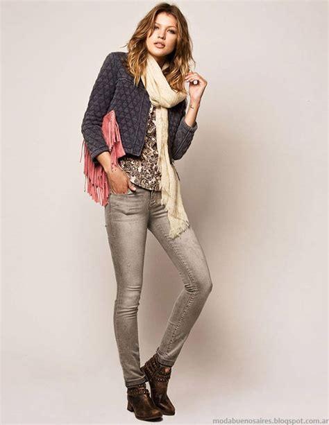 imagenes moda urbana moda urbana oto 209 o invierno 2015 cuesta blanca ropa de