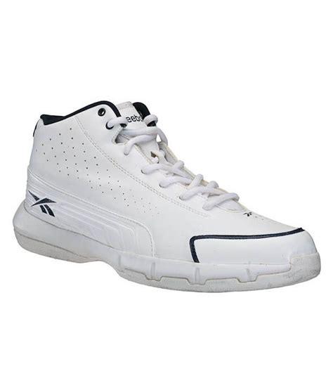 reebok basketball shoes price reebok pivot ii white black basketball shoes price in