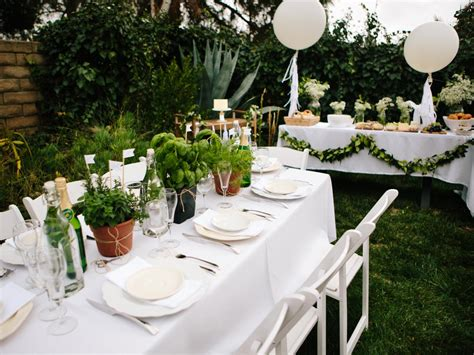All White Baby Shower by How To Plan A Inspired All White Baby Shower
