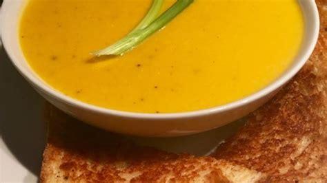 delicata creamy squash soup recipe allrecipescom