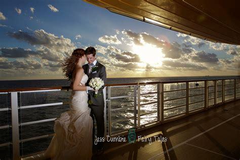 Wedding On A Cruise by Disney Cruise Wedding Photos Tim Magical Day