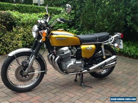 1975 honda cb 750 for sale in the united kingdom