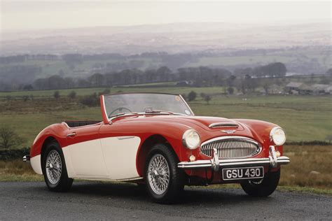 austin healey 3000 best classic sports cars best