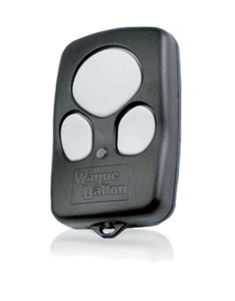 Wayne Dalton Garage Door Remote by Wd 327310 Wayne Dalton Min 3 Button Remote 372 Mhz Only