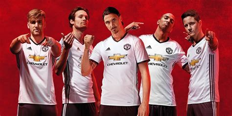 manchester united official 2017 tercera camiseta adidas del manchester united 2016 2017 planeta fobal