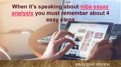 When To Quit Your Before Mba by Ways To Write Mba Essay