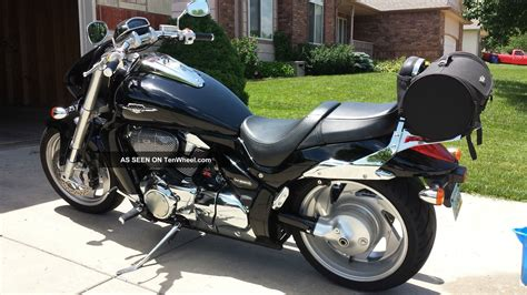 2007 Suzuki Boulevard M109 Black 2007 Suzuki M109 R