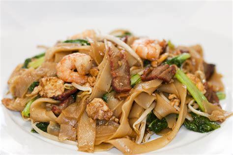 stir fried charsiu flat rice noodles vero at home