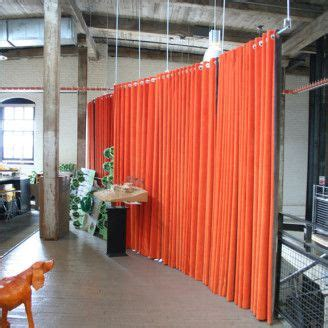 Pvc Room Divider Hanging Room Dividers Room Dividers Orange Floor To Ceiling Curtains With Grommets Appear