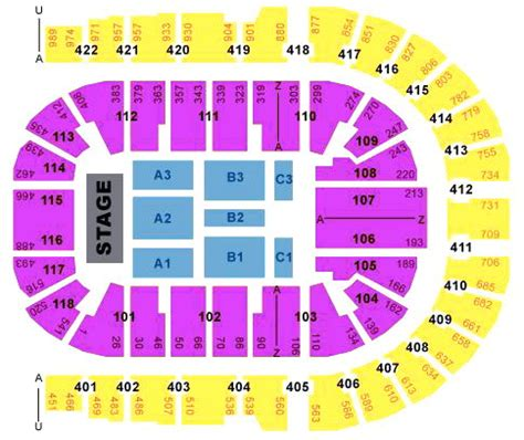 o2 floor plan o2 arena seating plan detailed seat numbers
