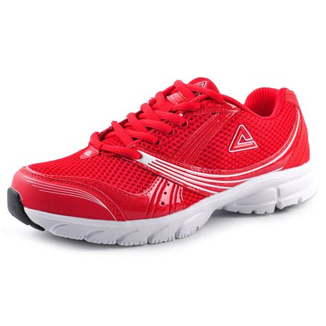 cheapest running shoes peak top quality mesh and low top sports sneaker