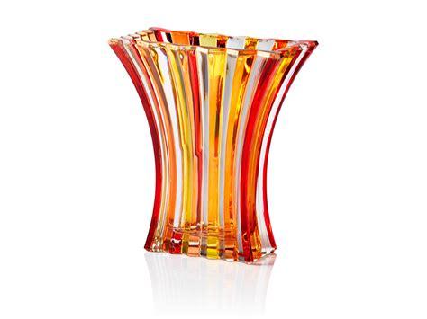 vasi di cristallo vaso me201 vasi in vetro e cristallo