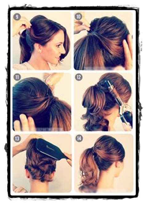 easy and pretty hairstyles for school beautiful simple hairstyles for school look in