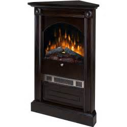corner electric fireplaces dimplex dcf7850b 30 inch chelsea corner electric fireplace