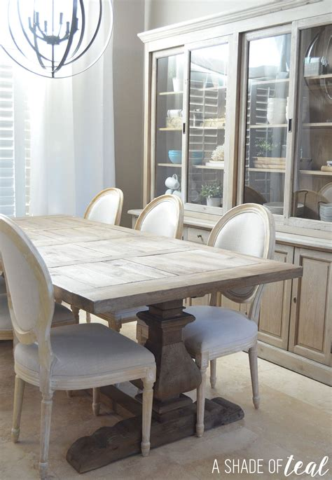 Update Dining Room Table Modern Rustic Dining Table Update With Home