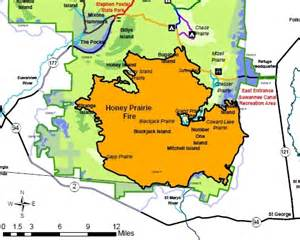 okefenokee is 0 percent contained