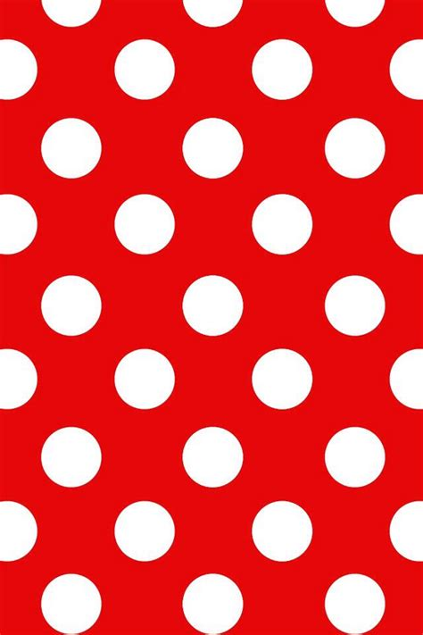 red polka dots wallpaper gallery