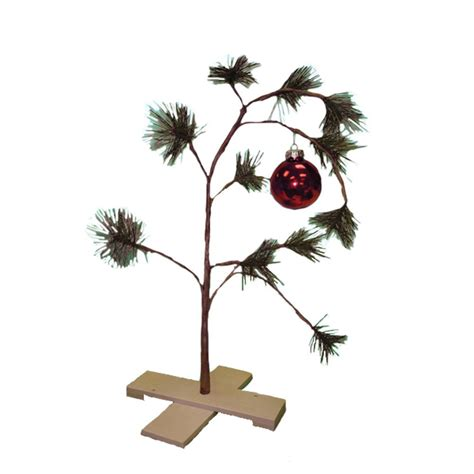 large charlie brown christmas tree child the book