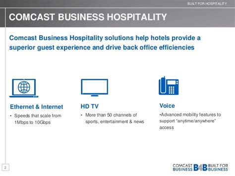 built for hospitality comcast business call 786 558 4440