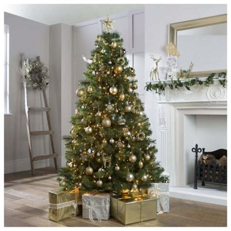 buy tesco 6ft highland fir christmas tree from our all