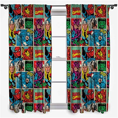 marvel comics curtains marvel comics strike curtains movies and comics