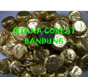 Coklat Sekat 3 Delfi coin raisin kiloan istana coklat kiloan