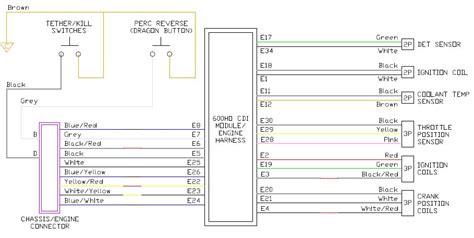 polaris wiring diagram snowmobile get free image about