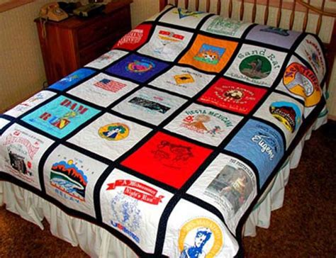 Make Quilt Out Of T Shirts by T Shirt Quilts Your Special T Shirts Made Into A