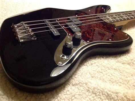 fender squire jaguar bass sold squier by fender vintage modified jaguar bass