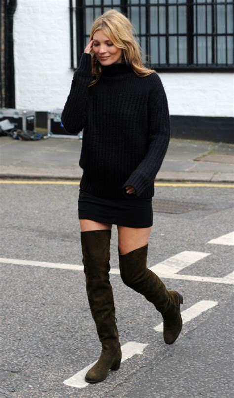 how to wear the knee boots missguided