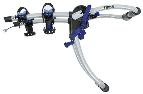Thule Bike Rack Trunk Mount by Thule Archway Xt 2 Bike Rack Trunk Mount Adjustable