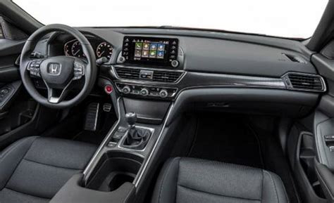 2020 Honda Accord Interior by 2020 Honda Accord Coupe And Sport Concept Reviews Specs