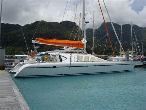 catamaran sale used custom sailing catamaran 61 for sale boats for