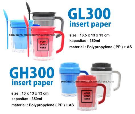 Tumbler Inser Paper Tumbler Promosi tumbler insert paper souvenir tumbler dan botol minum
