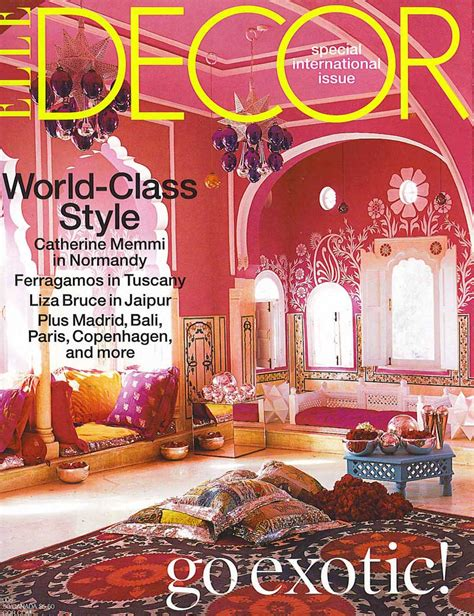 home decoration magazines most popular home decor magazines pouted online magazine