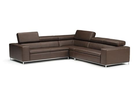 Calia Italia Leather Sofa Corner Sofa In Leather Upholstery Calia Italia Luxury Furniture Mr