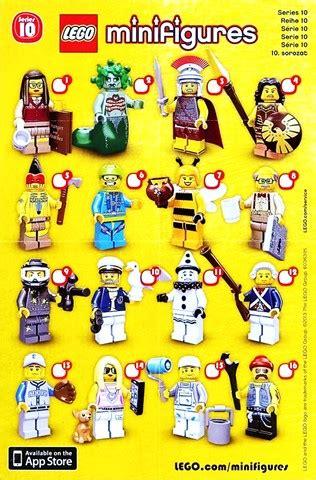 Lego Minifigures Series 10 Motorcycle Mechanic Minifigure Seri 16 G Minifigure 71001 Serie 10 Motorcycle Mechanic Serie 10