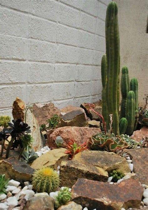 imagenes de jardines con cactus decoraci 243 n de jardines fotos de ideas decorativas con