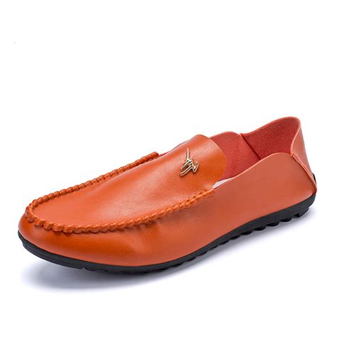 luxury mens loafers loafers shoes luxury brand loafers toe flats