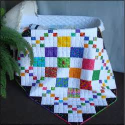 Crib Quilts by Diana Beaubien S Patterns At Pleasant Valley Creations