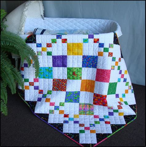 Diana Beaubien S Patterns At Pleasant Valley Creations Baby Crib Quilt Patterns