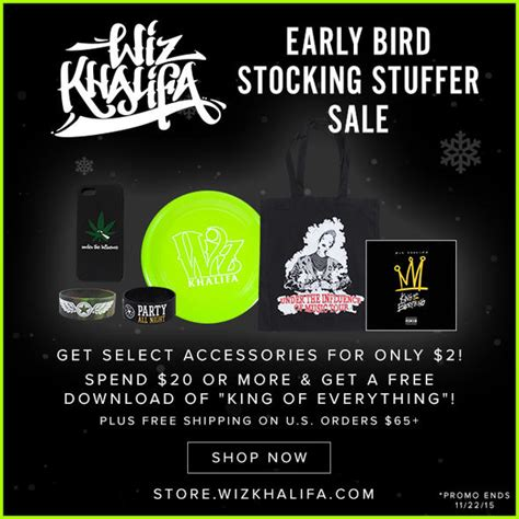 Get An Early Start On Your Shopping by Early Bird Sale Get 2 Accessories A Free Of