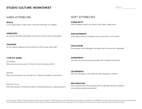 Changes In Society Worksheet Answers by Studio Culture Worksheet V1