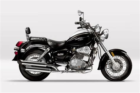 UML's 400cc Cruiser Motorcycle set for Indian launch by