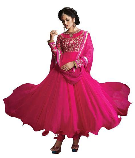 dress pattern anarkali viena ladies dress suit with anarkali pattern buy viena