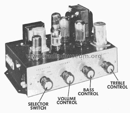 challenger hf8a ampl/mixer challenger amplifier co.; new yor