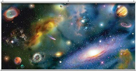 galaxy wall murals galaxy wall mural