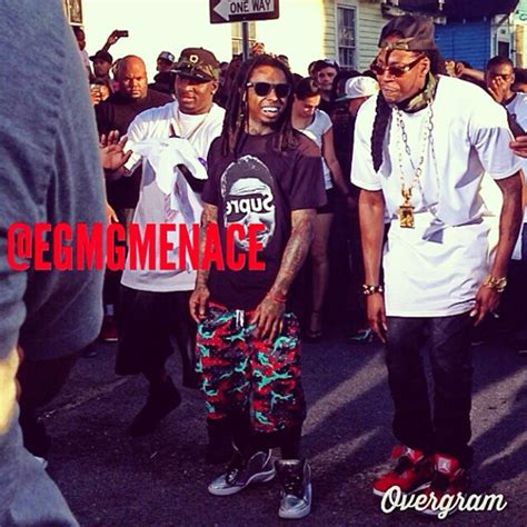 lil wayne before dreads lil wayne shows off new haircut on set of 2 chainz used