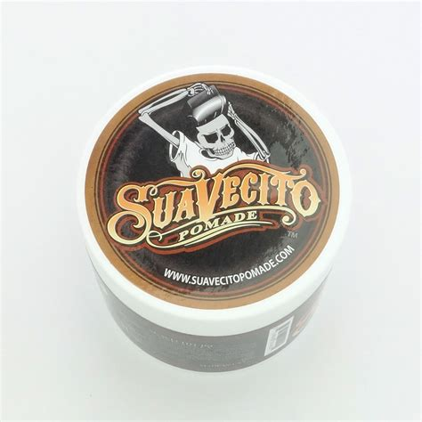 Pomade Suavecito suavecito original hold pomade the beard emporium