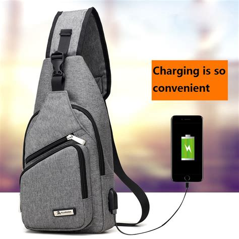 Tas Selempang Travel Pouch Ukuran Tablet 10 Cover tokoasiaku jual tas selempang sling bag dengan usb charger port harga murah selalu diskon